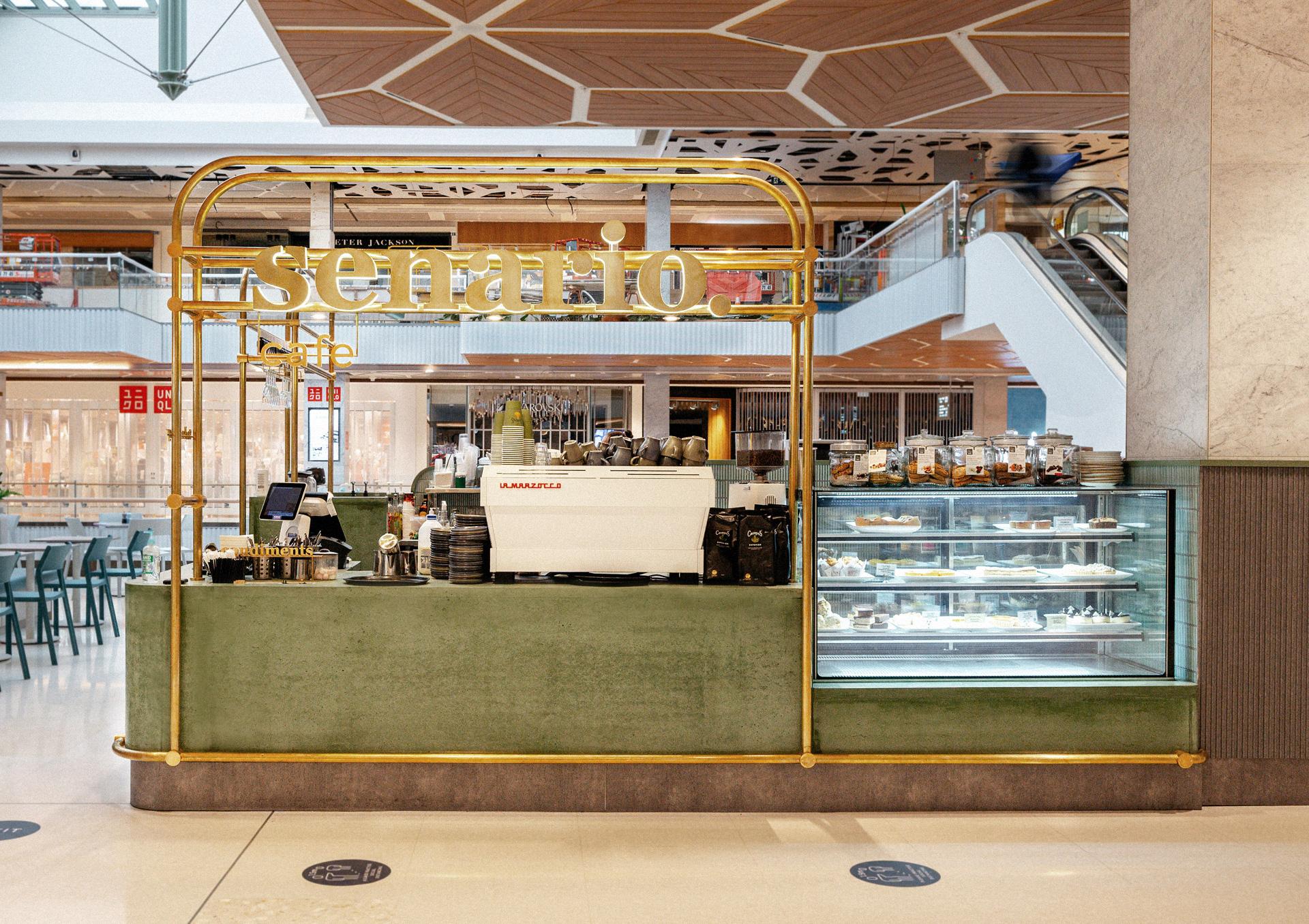 Senario Café